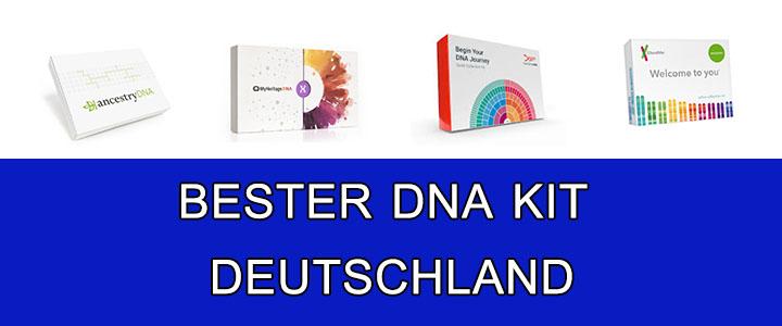 Welcher DNA test ist der beste ?