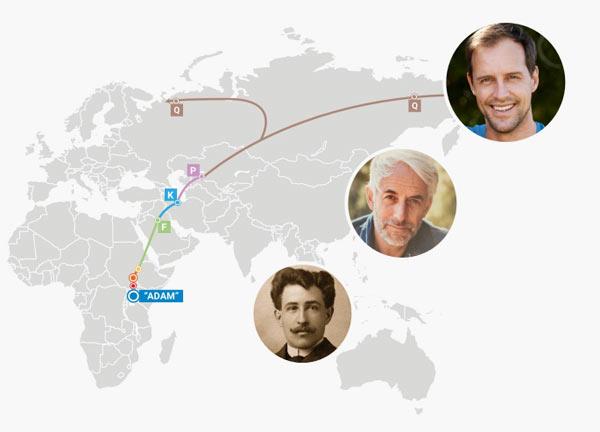 Family Tree DNA erfahrung dna-testergebnisse Y