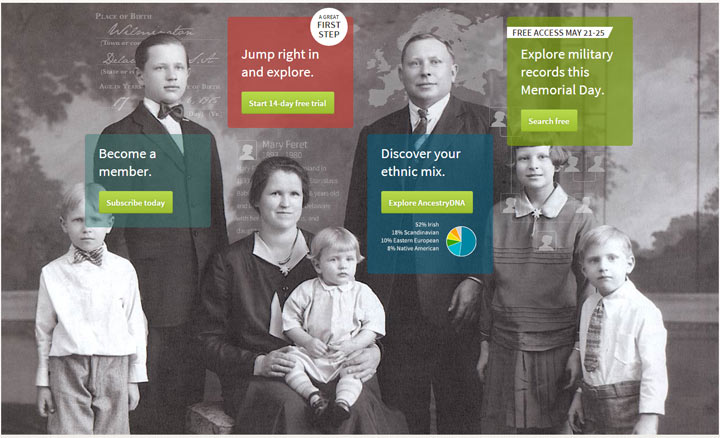 ADN Ancestry