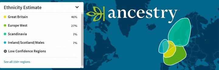 Ancestry Erfahrungen